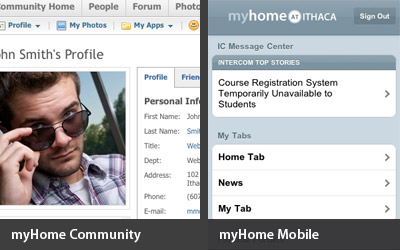 myHome Preview Screenshots