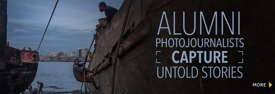 Alumni Photojournalists Capture Untold Stories
